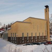Masalan kirkko ja seurakuntakeskus